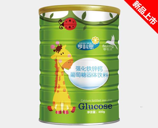 强化铁锌钙葡萄糖