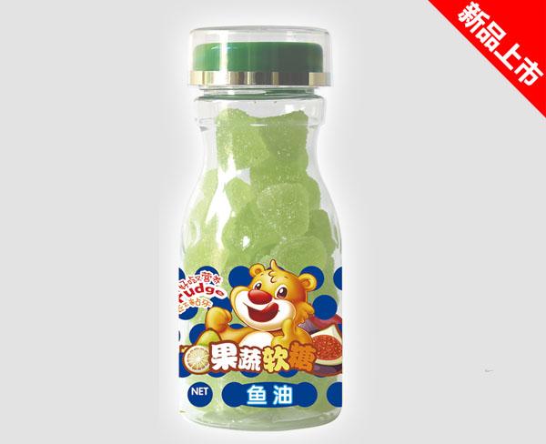 鱼油-果蔬软糖
