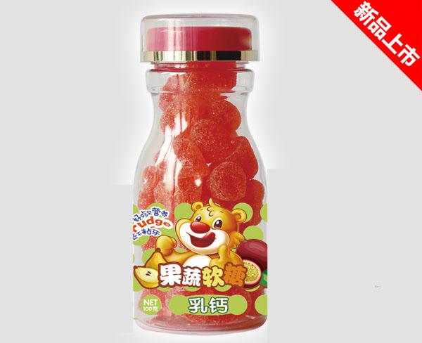 乳钙-果蔬软糖