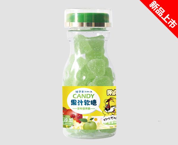 多种维生素-果汁软糖