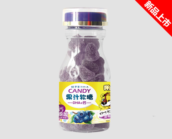 DHA+钙-果汁软糖