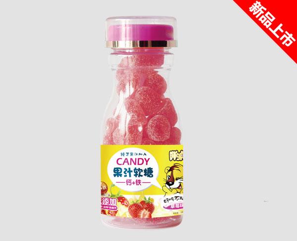 钙+铁-果汁软糖